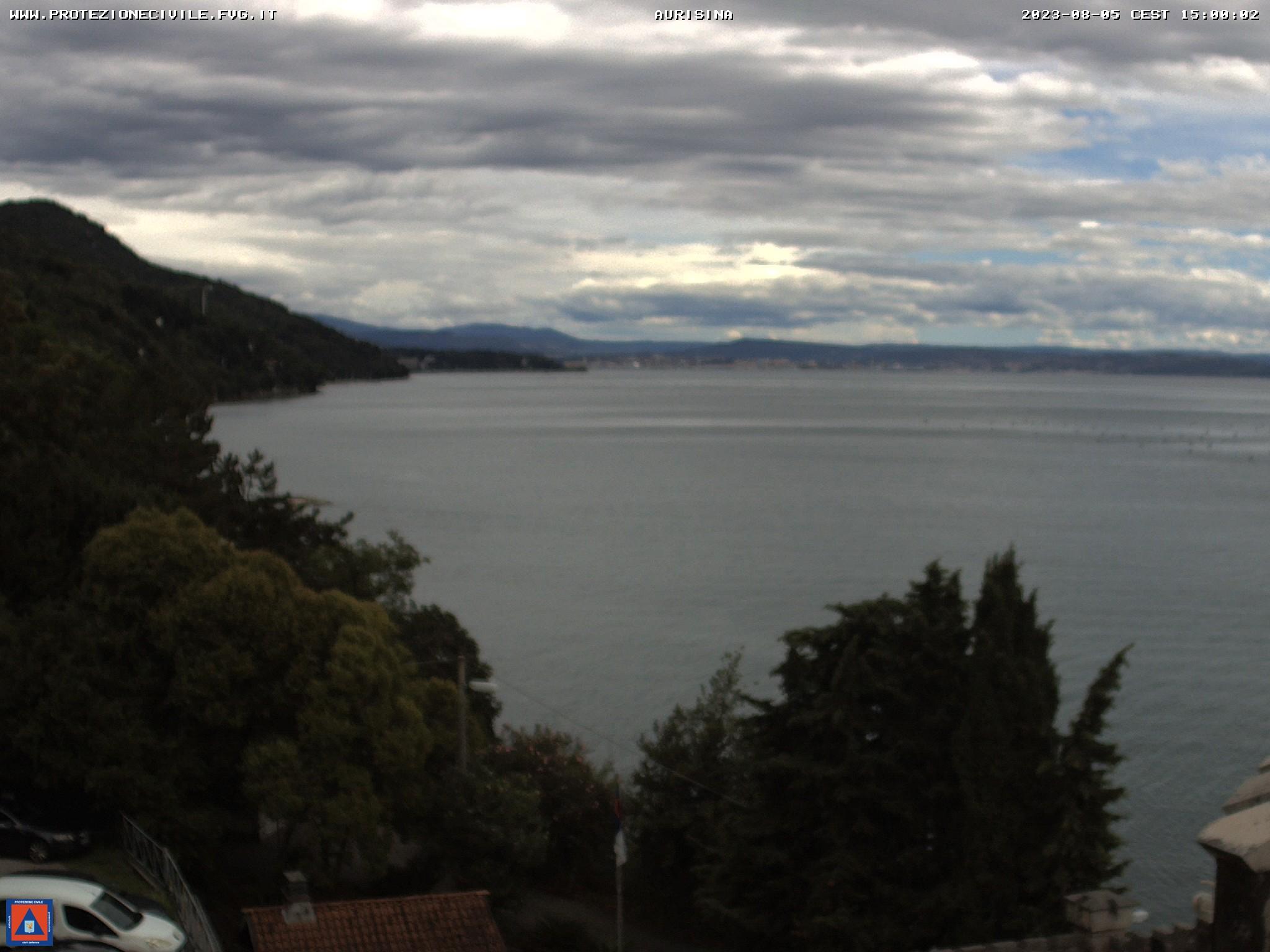 Webcam Aurisina - Trieste - O